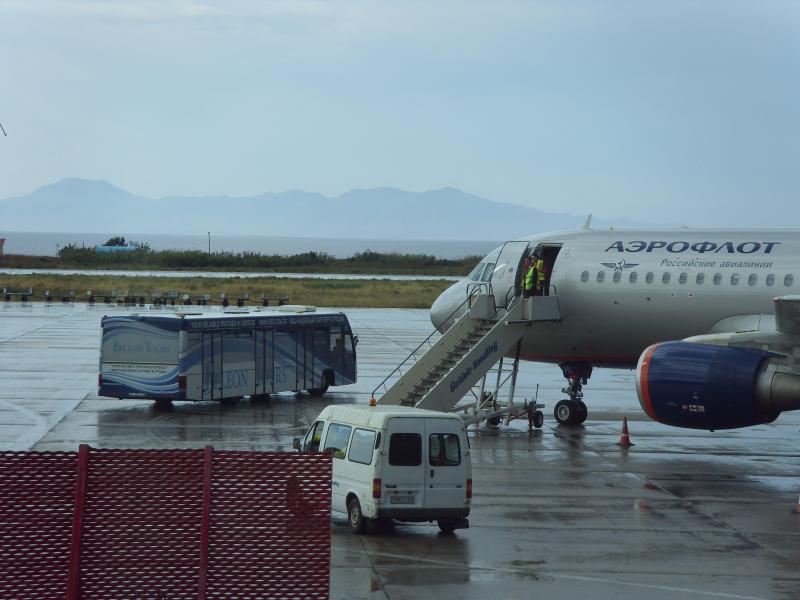 Flughäfen In Russland