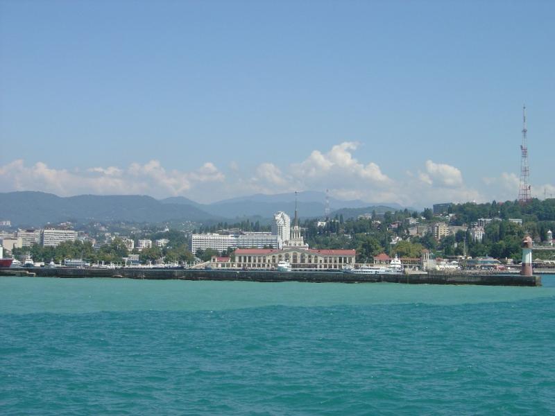 Urlaub Krim Sotschi